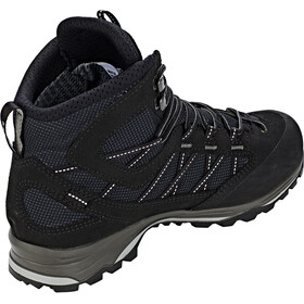 Hanwag Belorado II Mid Bunion GTX Shoes Women black/black